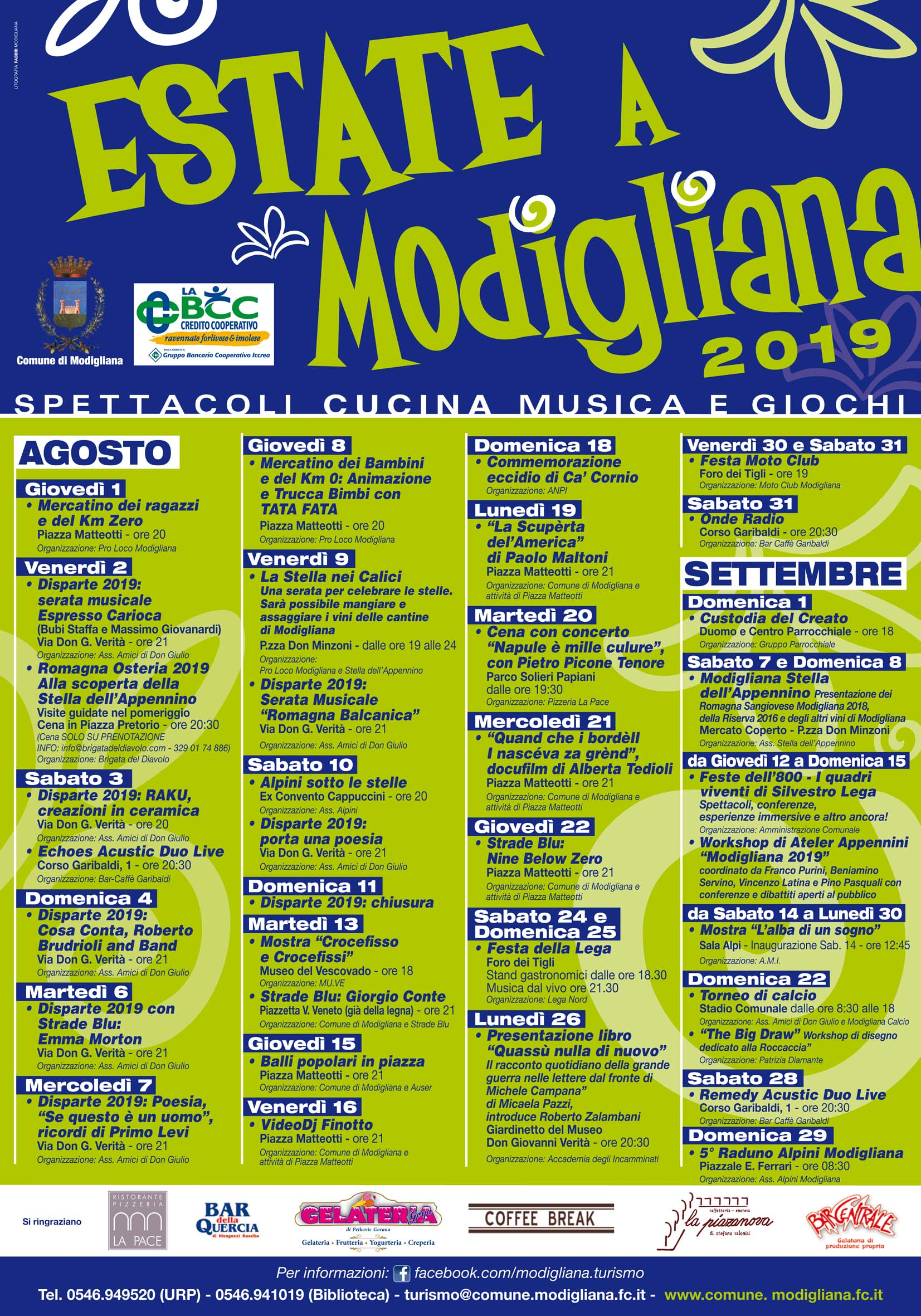 Estate Modiglianese 2019
